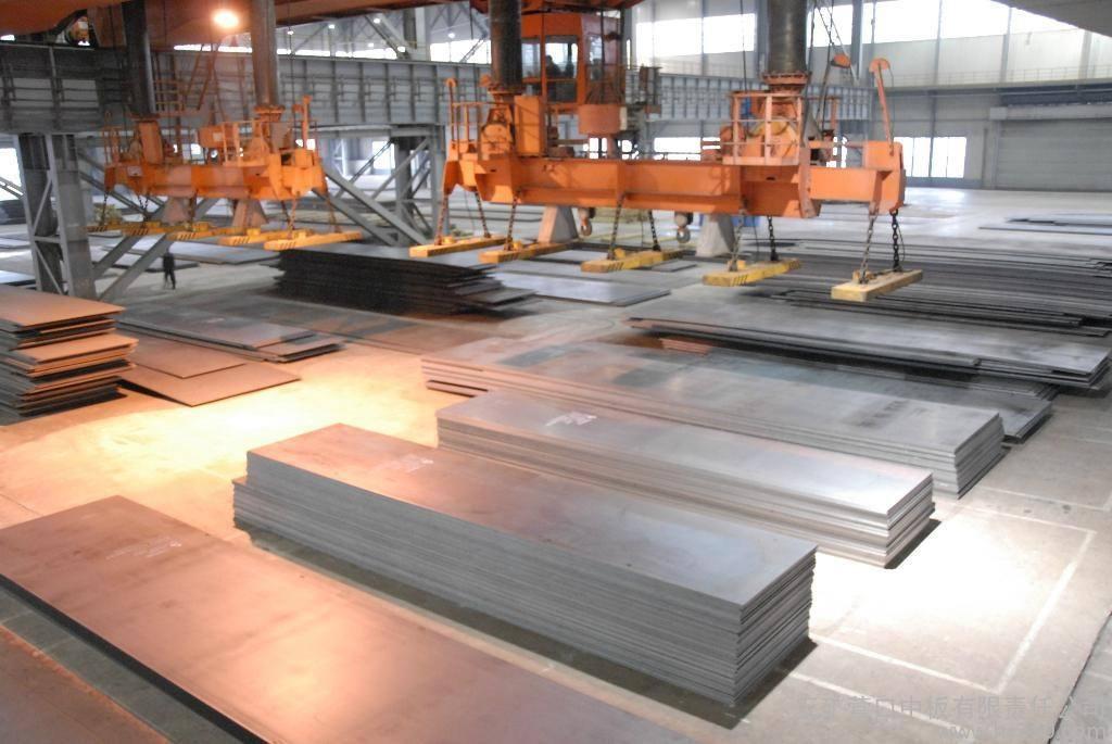 钢板的种类区分